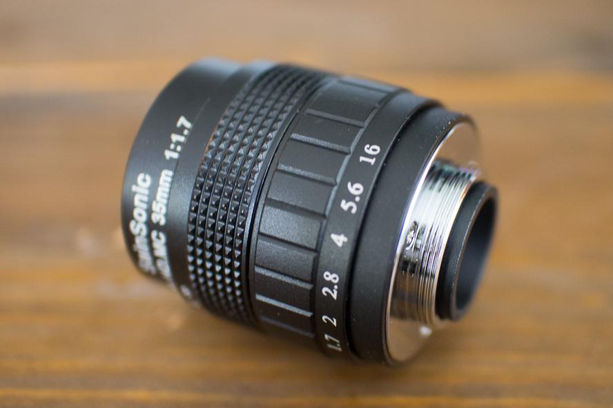 SainSonic XR-300 HD.MC 35mm 1:1.7
